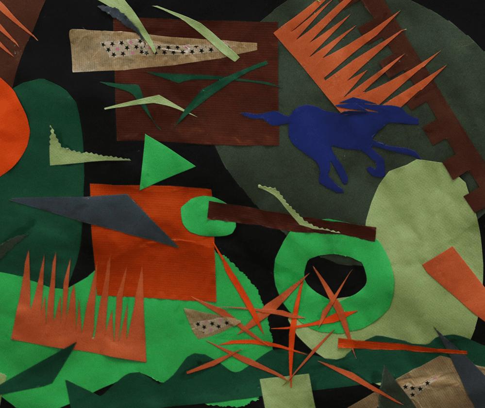 zoom de peinture