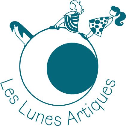 logo du footer les lunes artiques